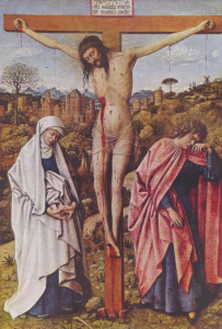 Maria onder het kruis